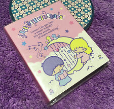 Cute Little Twin Stars Post-it Sticky Note Memo Pad Floding Book Gift Sanrio New