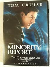Minority Report Dvd Pre-owned