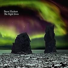 Steve Hackett - The Night Siren (NEW CD)