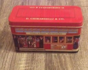 4 Collectable Tins