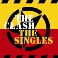 "THE CLASH ""THE SINGLES"" CD NEUWARE"