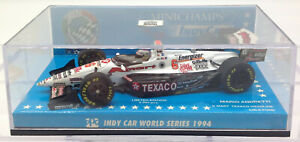 Minichamps 1:43 Indy Car World Series 1994 Lola Ford #6 Mario Andretti 520944306