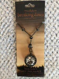 Twilight Breaking Dawn Bella's Volturi NECA Replica Aro Necklace Damiani