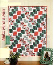 Make Mine A Mini Quilt Pattern Pieced PS