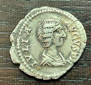 ROM - Julia Domna Ehefrau Von Septimius Schwere - Pfennig - Ivno