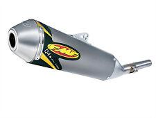 FMF Racing Q4 Exhaust Muffler 00-15 Suzuki DRZ 400 E/S/SM Quiet Spark Arrestor
