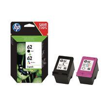 New Genuine Original HP 62 Multipack for Officejet Envy 5640 5740 7640 (N9J71AE)