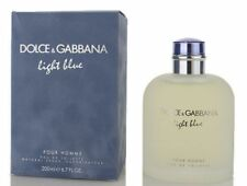 Dolce & Gabbana Light Blue D & G edt 6.7 / 6.8 oz Cologne for men NEW IN BOX