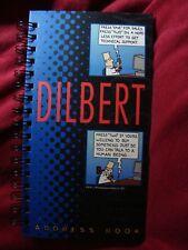 NOS Dilbert Telephone Address Book 1998 Collectible