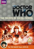 Doctor Who - The Artigli di Weng Chiang (3 Disco - Speciale Ed. Dr Who Tom Baker