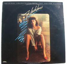 1983 Flashdance Soundtrack from the Motion Picture Irene Cara Donna Summer NM LP
