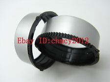 Lens Gears Tube Barrel Ring For CASIO EX-ZS10 EX-ZS12 EX-ZS15 EX-Z680 Silver