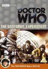 Doctor Who The Sontaran Experiment 1975 DVD 1963 by Tom Baker Elisabeth