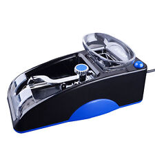 Electric Cigarette Rolling Machine  Rolling Filters Papers Tabac Roller Blue