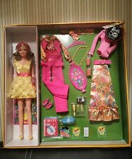 Barbie vintage repro, coffret Becky 'Most mod party'
