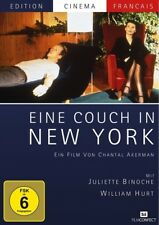 EINE COUCH IN NEW YORK - EDITION CINEMA FRANÇAIS - HURT,WILLIAM/+   DVD NEU