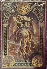 Libro Collana i Grandi Maestri Del Fantastico n 15 Il Richiamo di Cthulhu RBA