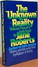 Unknown Reality Hardcover Jane Roberts
