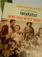 How the West was Won Vintage Discussion Guide & Program Henry Fonda Lee Y Cobb