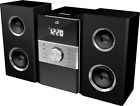 Best Compact Stereos - Compact Home Music System Stereo GPX CD player Review