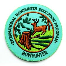 Toppa Patch Scouts - IBEP International Bowhunter Education Program - BSA Boy Sc