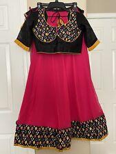 Choli Navratri Chaniya Indian Lehenga Lengha Special Pakistani Wedding Wear