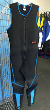 "Bare ""Mirage"" 3mm wetsuit john:  Men's XS , with tags"