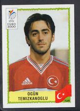 PANINI EUROPEI 2000 Calcio Sticker-n. 147-OGUN temizkanoglu (S658)
