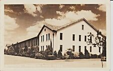 1944 RPPC The Barracks at Randolph Field in San Antonio, TX Texas PC