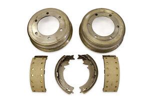 Fits Mitsubishi Canter FE649 4D34T 6.5T (98-08) Rear Brake Shoe & Drum Kit