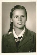 German WW II Photo   * * League Of German Girls  * *    # 2121