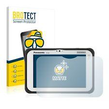 2x BROTECT Matte Screen Protector for Panasonic Toughpad FZ-B2 Protection Film