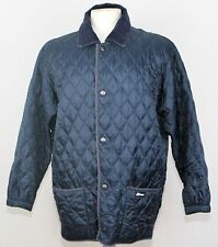 K-WAY Quilted Lightweight JACKET   Navy  Size M       029 P