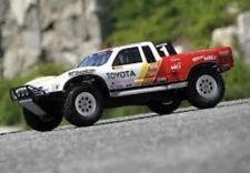 RARE HPI Ivan Stewart Painted Body Mini Trophy Truck Genuine 105721 Twin Hammers