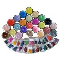 24 Farben 2G Pro Farbe Wachs Farbstoff Duft Ungiftig Diy Soja Kerzen Wachs  Z3C6