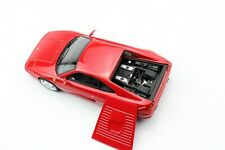 TOP MARQUES 1994 Ferrari F355 Berlinetta Red with Engine 1/18 Scale LE150 New!