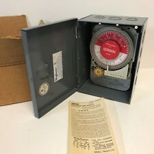 MIDTEX CYCLEMASTER PROGRAMMABLE TIME SWITCH 602-7595 1HR - 2WK 20A 125/250/480V