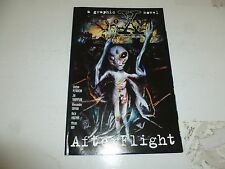THE X-FILES Comic - Afterflight - Date 10/1997 - Topps Comics