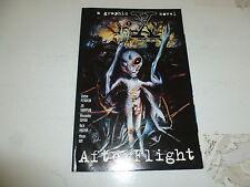 THE X-FILES Comic - Afterflight - Date 10/1997 - Topps Comics