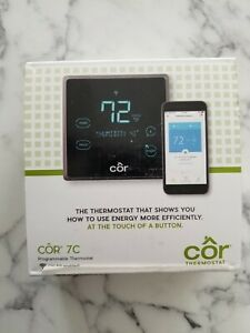 Cor 7 Programmable Thermostat