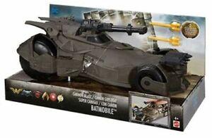 New DC Comics Justice League Cannon Blast Batmobile Vehicle 5C