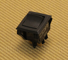 003-9236-000 Fender Amp Rocker Power Switch Black DPST Pseudo - IEC