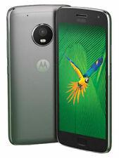 Motorola MOTO G5 Plus - 64GB - Lunar Grey Factory Unlock 01108NARTL READY to USE