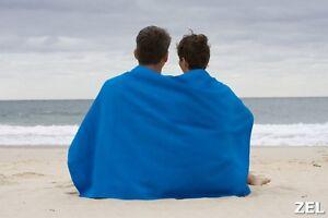Large 180cm x 80cm Quick Dry Large Microfibre Towel  With  Free Mesh Bag