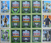 Star Wars Force Attax Clone Wars Series 5 Republic Base Card Selection (#1 - 57)