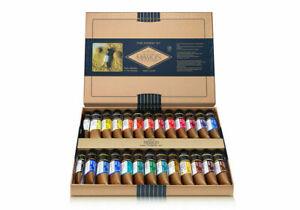 Mijello Watercolor Mission Gold Class Pure Pigment Set 15ml 24+2 Color MWC-1524P