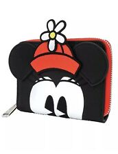 Loungefly x Disney Positively Minnie Mouse Women's Polka Dot Zip Around Wallet