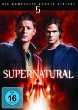 Supernatural. Staffel.5, 6 DVDs