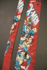 Vintage Marvel X-Men 100% Silk Neck Tie House of Walsh Clothiers 1960s? Comic