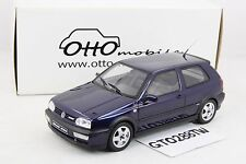 OTTO(Ottomobile) 1:18 scale Volkswagen VW Golf 3 VR6(Blue) *LE 3000pcs* OT046